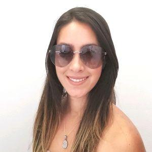 NWT Michael Kors Aviator Sunglasses